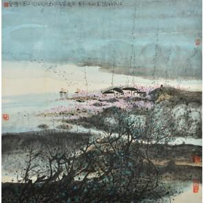 江南风情图